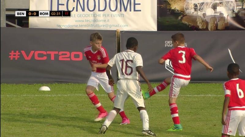 Benfica - Roma 4-1 (Quarter Final)
