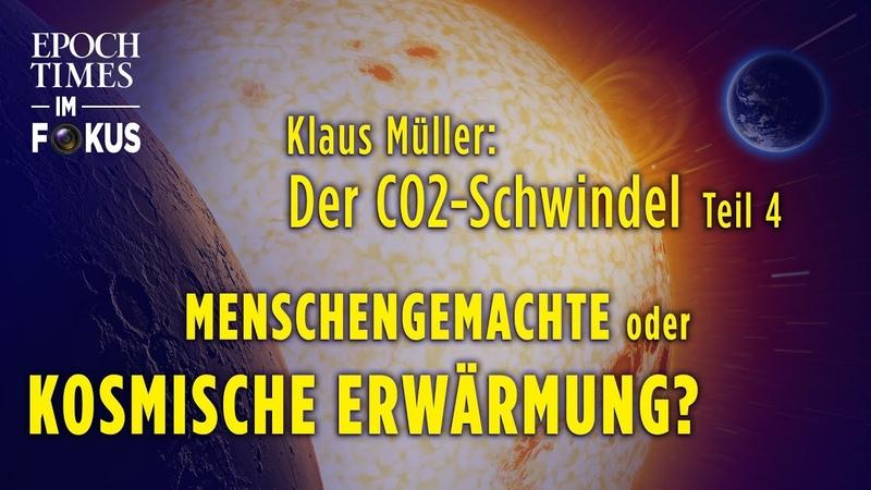 Der CO2-Schwindel (4): Auch auf dem Mars schmolzen die Polkappen in den letzten 14 Jahren | im Fokus