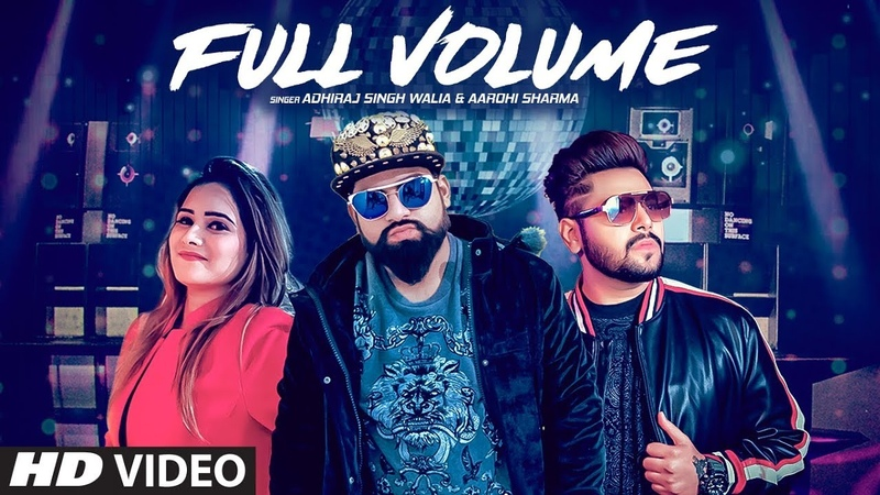 Full Volume Full Song Adhiraj Mista Baaz Ravi Raj Latest Punjabi Songs 2019