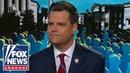 Rep Matt Gaetz breaks down his 'Green Real Deal' resolution