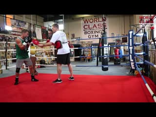 Boxing Success _ How To Punch Like Mike Tyson _ Tom Yankellos Boxing And Padwor