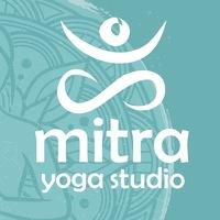 """Логотип Йога студия """"Митра"""" Йога в Омске"""