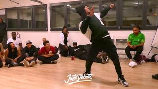 Les Twins {Criminalz Crew} workshops - Freestyles part 2 - Juste Debout School