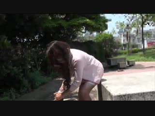 Japanese extreme anal stretching