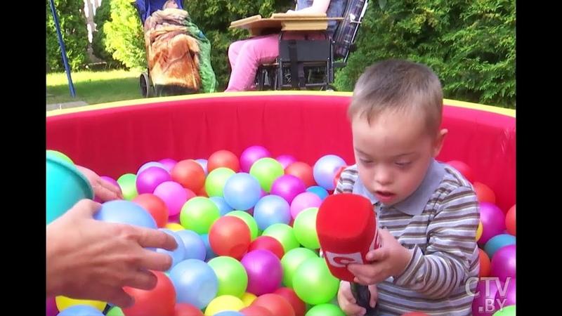 Как работает дом-интернат для детей с особенностями в Минске  ГУ Детский дом-интернат для детей-инвалидов с особенностями психо