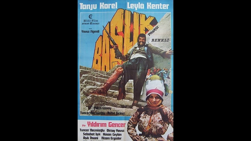 Başlık Parası 1973 Türk Filmi Tanju Korel Leyla Kenter