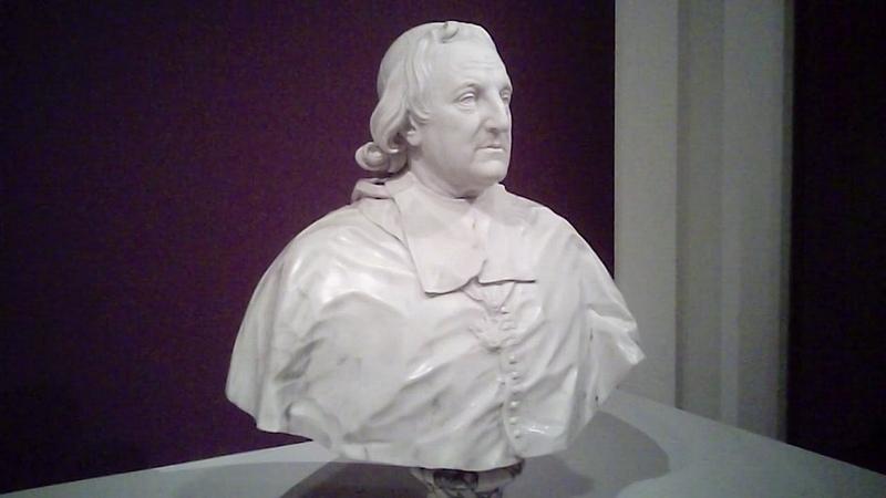 Bouchardon 1698 1762 Une id e du beau mus e du Louvre Paris novembre 2016