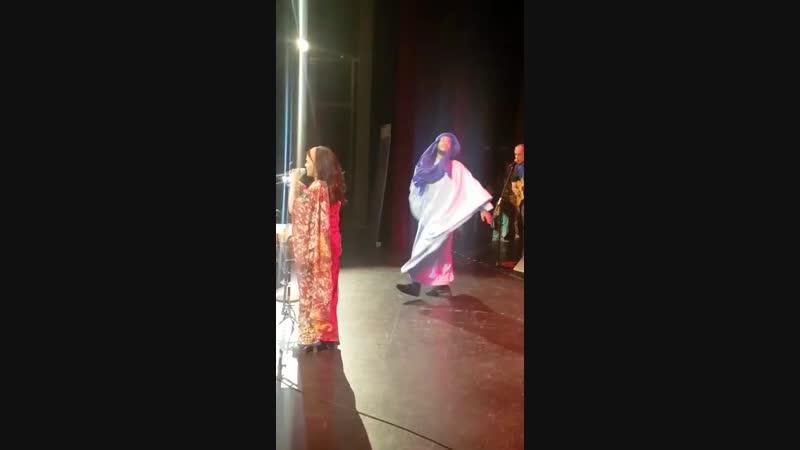 Cheikho Kimkimo (Hakeem) SAHRAOUI dance MOROCCO