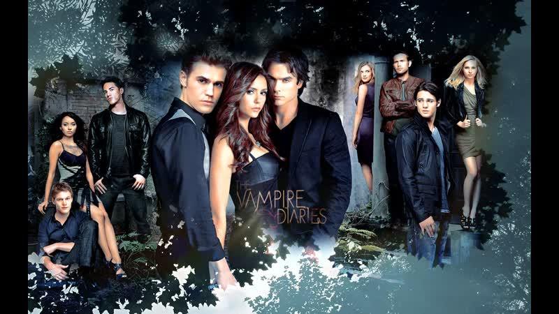 Vampires Diary 2 clip