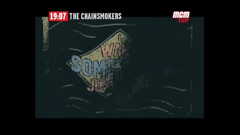The Chainsmokers Something Just Like This MCM TOP