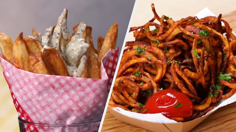 10 Ways To Turn Your French Fry Dreams Into A Reality Tasty Recipes