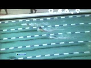 1968 Olympics Swimming Finals. Juegos Olímpicos natacion