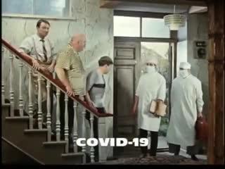 COVID-19: распространение, симптомы и меры предосторожности (прикол про коронавирус)