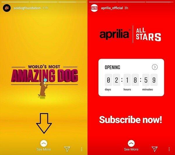 10 способов использовать истории Instagram для развития своего бизнеса, изображение №2