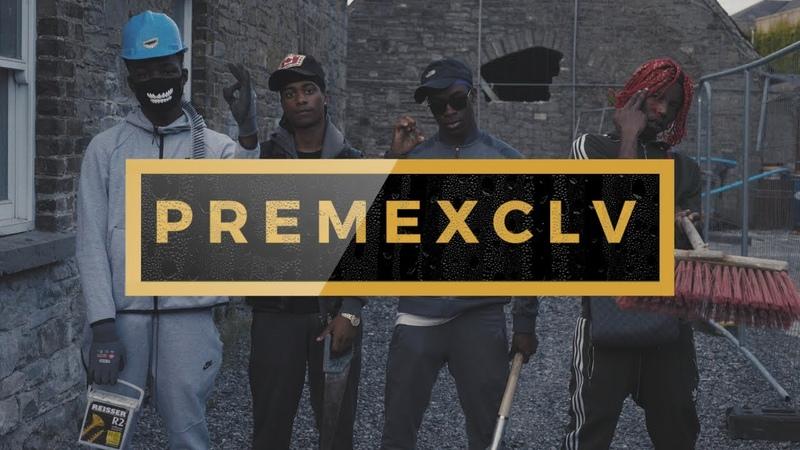YZ x Reggie x Cubez x JugJug WORK Official Music Video
