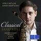 Vitaly Vatulya & Maria Nemtsova - Sonata in A Major for Piano and Violin: IV. Allegretto poco mosso (Arr. for Saxophone and Piano)