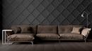 Sofa modeling Gamma Hollywood Autodesk 3ds Max Marvelous designer Render settings