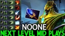 NOONE Rubick Next Level Mid Plays Scepter Fap Hands 7 22 Dota 2