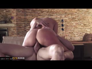 Reagan Foxx & Johnny Sins [ Big boobs &  Brunettes / Cumshot in mouth, Pose 69, Riding dick, Shaved, Pussy, boobs, Milking