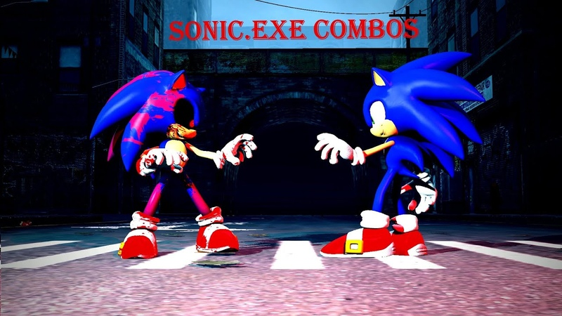 Sonic.exe - EXCELER COMBO'S