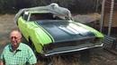 Реакция Родителей когда Сын Восстановил ЗАБЫТЫЙ 45 летний Ford XA Superbird