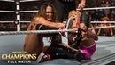 [My1] Nikki Bella vs. Charlotte – Divas Title Match: WWE Night of Champions 2015