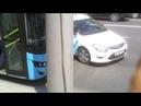 Accident lîngă MAI cu autobuz de rută şi 4 răniţi - Curaj