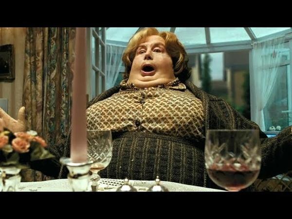 Гарри надувает тётю как воздушный шарик | Гарри Поттер и узник Азкабана