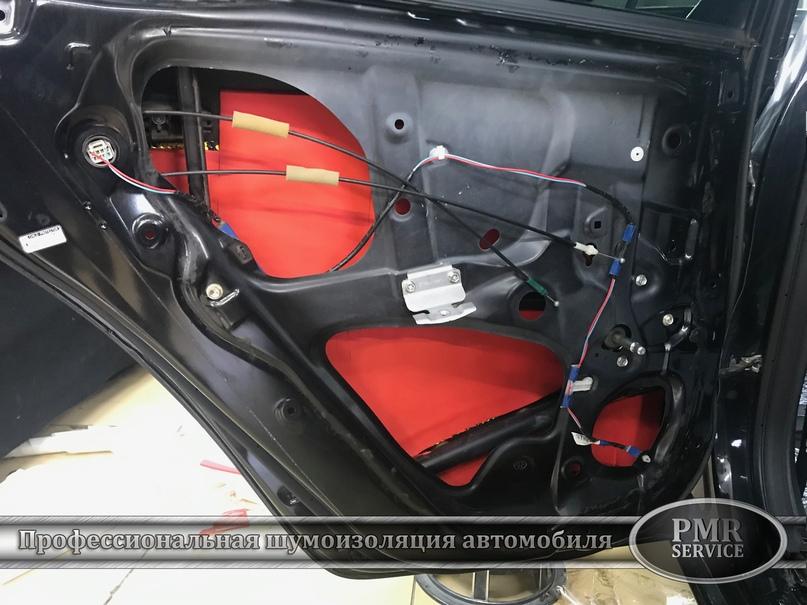 Шумоизоляция Toyota Corolla, изображение №7