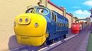 Веселые паровозики из Чаггингтона: Скрипящий Уилсон (Сезон 1/Серия 3) - мультики для детей