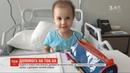 4-річній Кірі негайно потрібна трансплантація кісткового мозку – у дівчинки гострий лейкоз