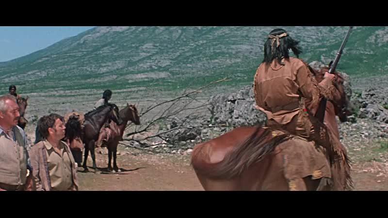 Белые Волки (1969) BDRip 720p