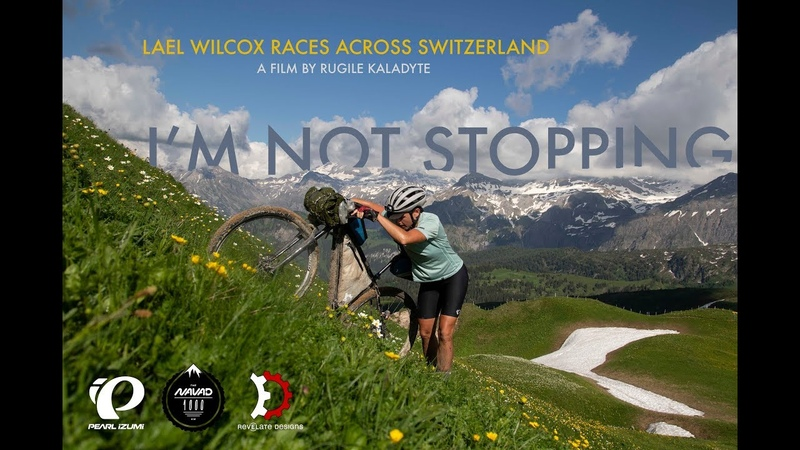 I'm Not Stopping Lael Wilcox Races the Navad 1000 Across Switzerland