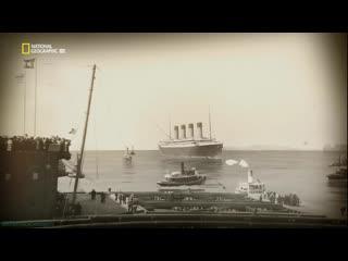 Спасти Титаник с Бобом Баллардом (Документальный, история, исследования, 2012)