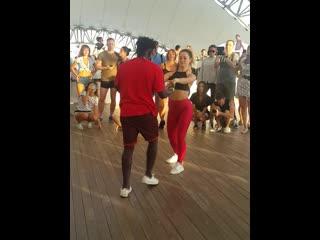 Q-FEST -КРЫМ ПОПОВКА   Фестиваль социальных танцев БАЧАТА - мастер класс YOPI QUINTERO & МАРИЯ ЛУНЁВА  #qfest_is_love