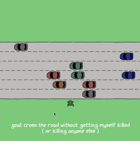 Frogger XKCD style by Tech Nostalgic Edited Edited Create Discover and Share Awesome GIFs on Gfycat