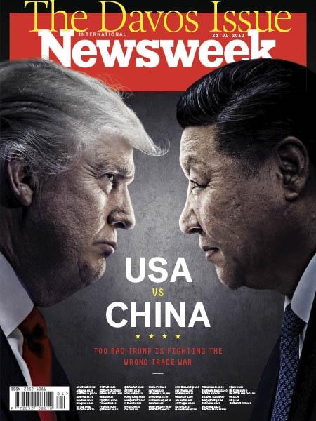 Newsweek Int 25.01.2019