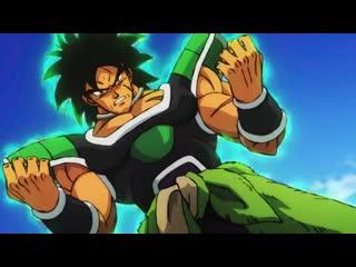 DRAGON BALL SUPER BROLY - Extrait  Goku vs Broly  (VOST).mp4