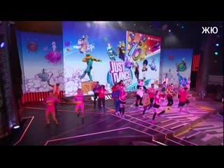 Skibidi на презентации Just Dance 2020 ЖЮ
