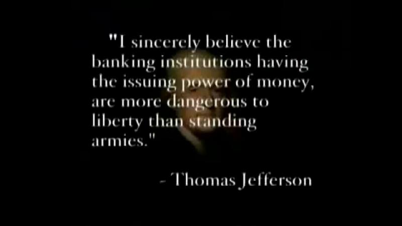 Die Federal Reserve ist eine private Firma die weder föderal staatlich ist noch Reserven hat