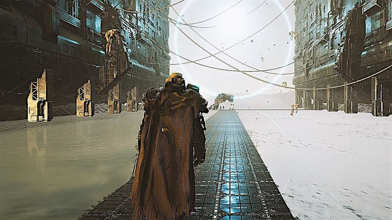 Bleak Faith Forsaken Gameplay (Open World Survival Horror Action RPG)