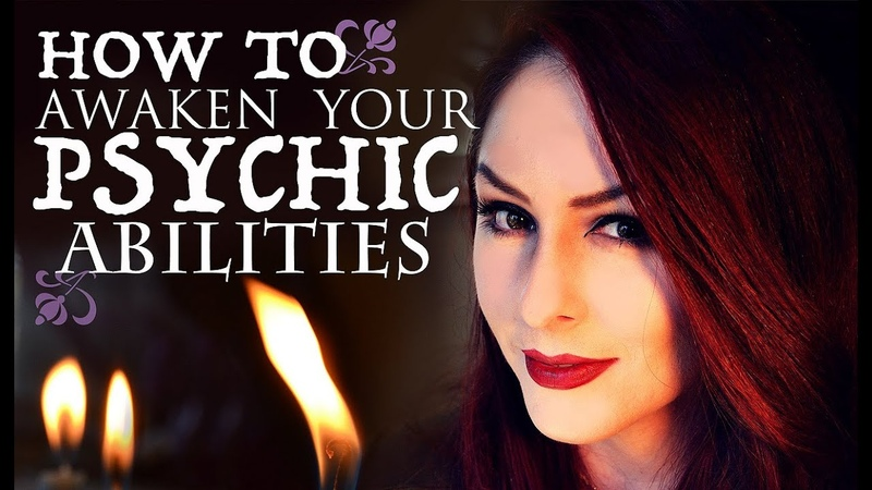 How to Awaken Your Psychic Abilities ~ The White Witch Parlour