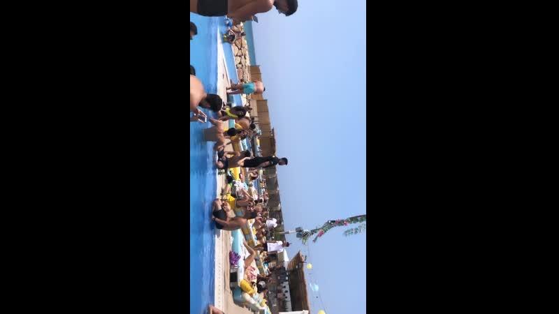 Suchi by the beach