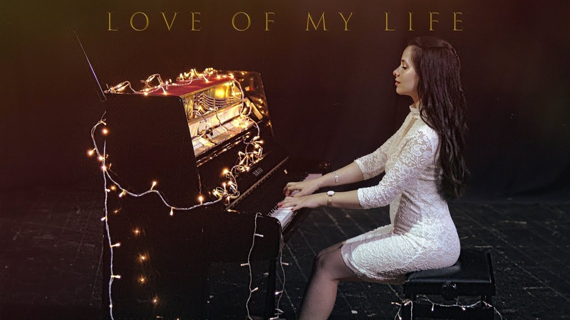 Queen Love of My Life Piano Cover by Yuval Salomon