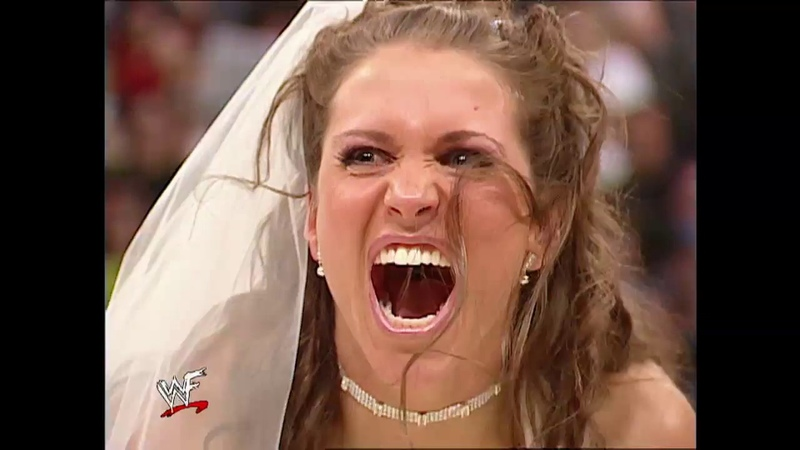 Wedding Ceremony: Triple H Stephanie McMahon 02/11/2002