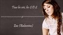 Zaz - Tous les cris les SOS (subtítulos en español)