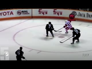 Pavel Datsyuk Павел Дацюк - Top 10 Goals