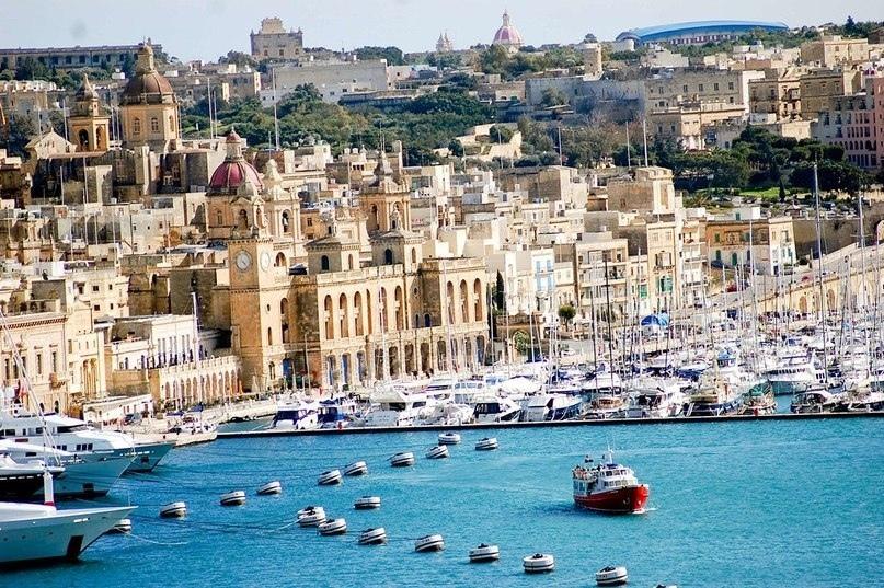 Красивейшая страна Мальта