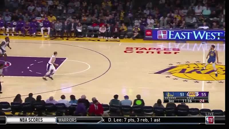 Warriors vs Lakers Full Game Highlights! 2019 NBA Preseason