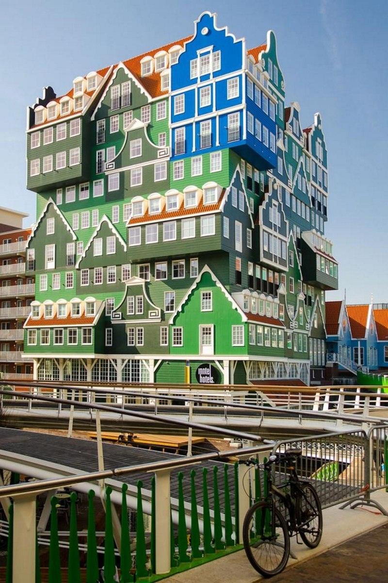 30 невероятно крутых отелей, в которые ты захочешь поселиться, изображение №55